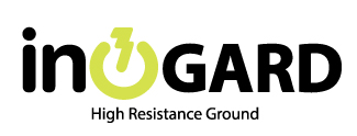 High resistance ground