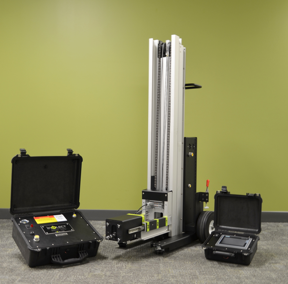 Portable Remote Racking device for Arc Flash injury prevention