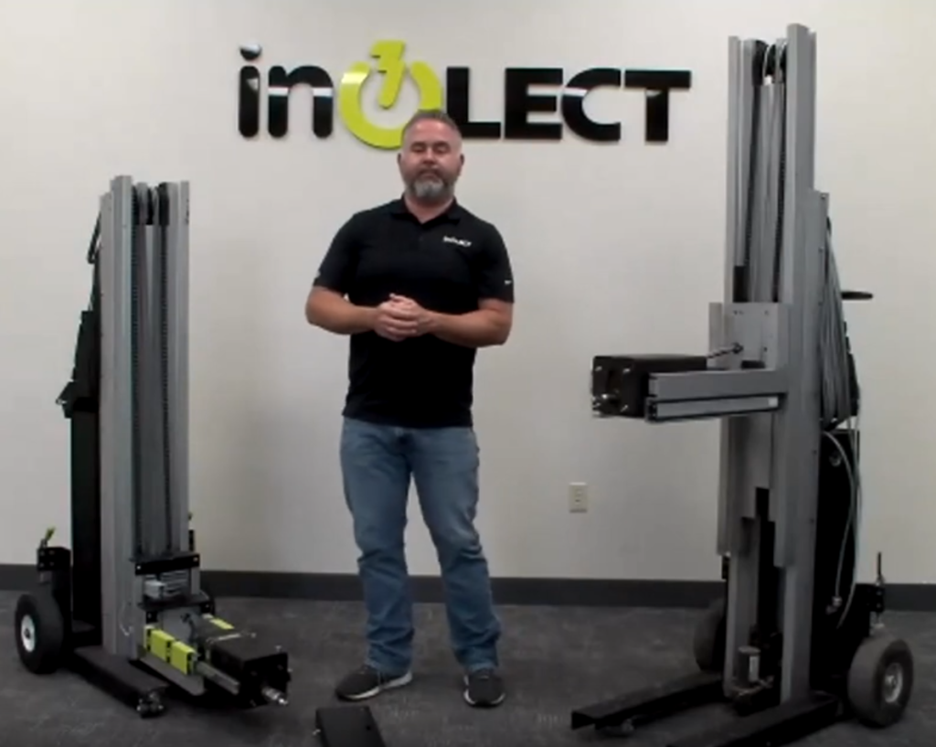 Upgrade older units to have the same technology available with inoRAC3